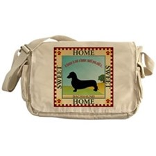 Dachshund [smooth] Messenger Bag