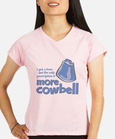 More Cowbell Performance Dry T-Shirt