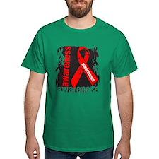 Grunge Heart Disease T-Shirt