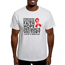Strength Heart Disease T-Shirt