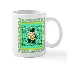 Frame Flower design Mug