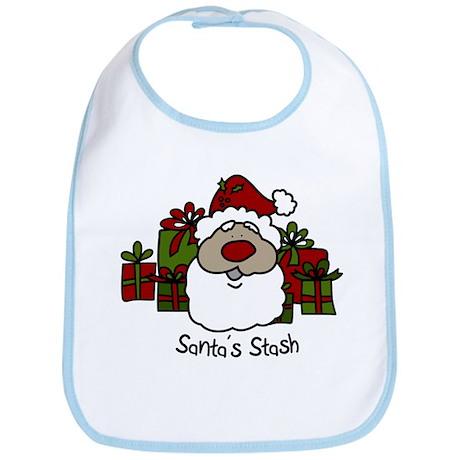 Santas Stash Bib