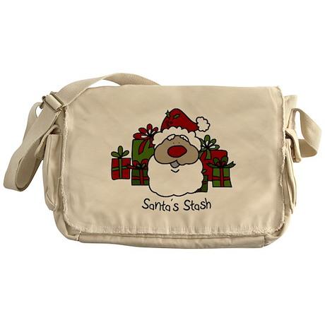 Santas Stash Messenger Bag
