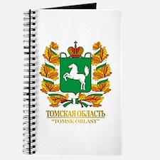 Tomsk Oblast COA Journal