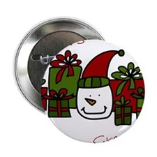 """Seasons Gifts 2.25"""" Button"""