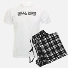 Real Men Smell Like Sawdust Pajamas