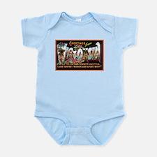 Wisconsin Greetings Infant Bodysuit