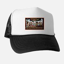 Wisconsin Greetings Trucker Hat