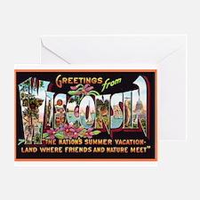 Wisconsin Greetings Greeting Card