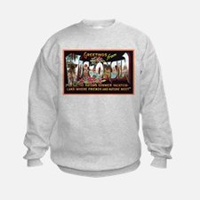 Wisconsin Greetings Sweatshirt