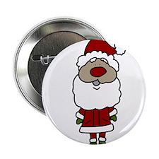 "Mr. Claus 2.25"" Button"
