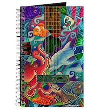 Ocean guitar Journal