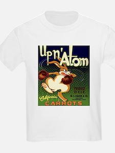 Rabbit Boxing Kids T-Shirt