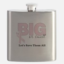 Big or Small Lets Save Them All Flask