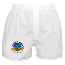 Unique Greatest husband Boxer Shorts