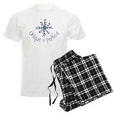 Unique Snowflake Pajamas