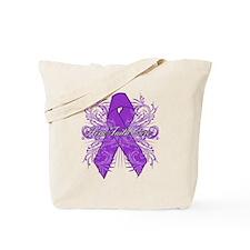 Hope Faith Cure LUPUS Tote Bag