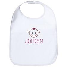 Jordan - Baby Face Bib