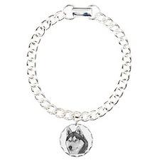 Siberian Husky Bracelet