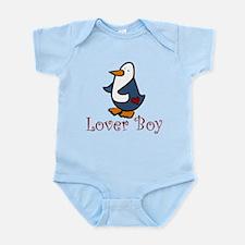 Lover Boy Penguin Onesie