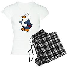 Penguin Heart Pajamas