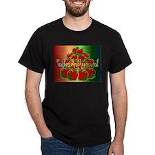 Teacher Appreciation Black T-Shirt