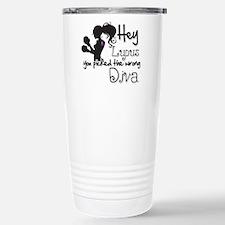 Lupus Picked Wrong Diva Travel Mug