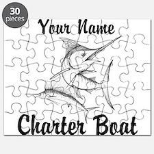 Custom Charter Boat Puzzle