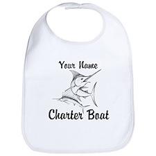 Custom Charter Boat Bib