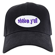 Jewish shalom y'all Baseball Cap