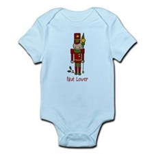 Nut Lover Infant Bodysuit