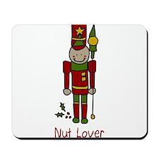Nut Lover Mousepad