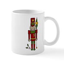 Christmas Nut Cracker Mug