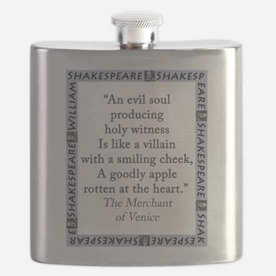 An Evil Soul Producing Flask
