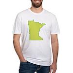 Minnesota Symbol Fitted T-Shirt