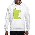 Minnesota Symbol Hooded Sweatshirt