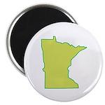 Minnesota Symbol Magnet