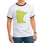 Minnesota Symbol Ringer T