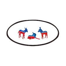 Dem Donkeys Patches