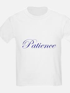 Patience Kids T-Shirt