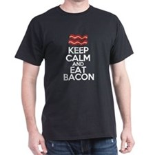 keep-calm-bacon-funny T-Shirt
