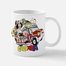 Colombian Chiva Mug