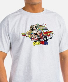 Colombian Chiva T-Shirt