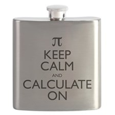 Keep Calm and Calculate On Flask