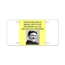 86.png Aluminum License Plate