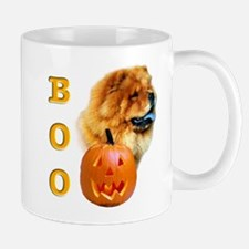 Halloween Chow Chow Boo Mug