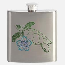 TurtleFlowerBlue.png Flask