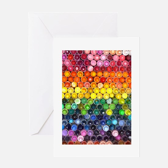 Color Full Greeting Card