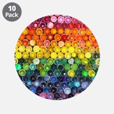 """Color Full 3.5"""" Button (10 pack)"""