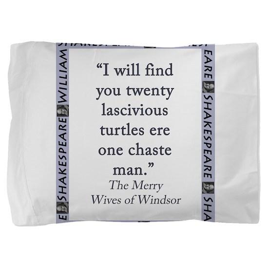 I Will Find You Twenty Pillow Sham